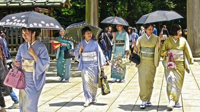 Les femmes au Japon